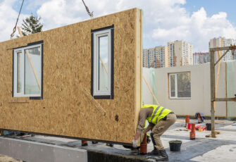 Modular construction project