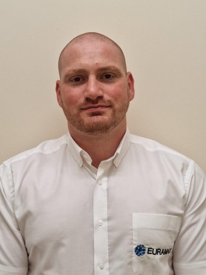 Ivan Michaels, Euramax Solutions' new Materials Manager